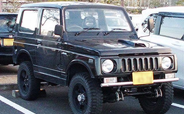 ジムニー(JA71型)