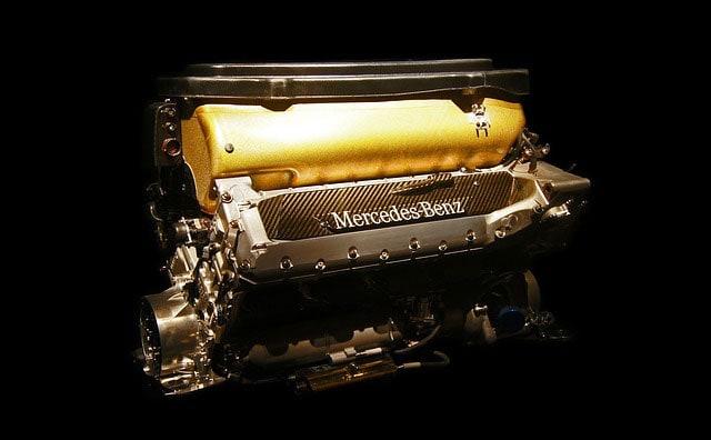 メルセデス・ベンツのエンジン