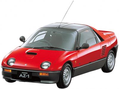 マツダ・AZ-1