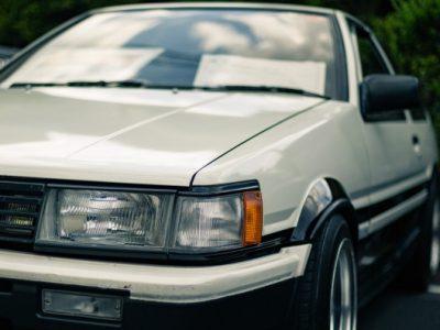 トヨタ・レビン(AE86)