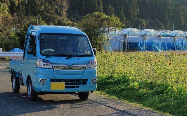 ダイハツ・ハイゼット トラック(S500P)