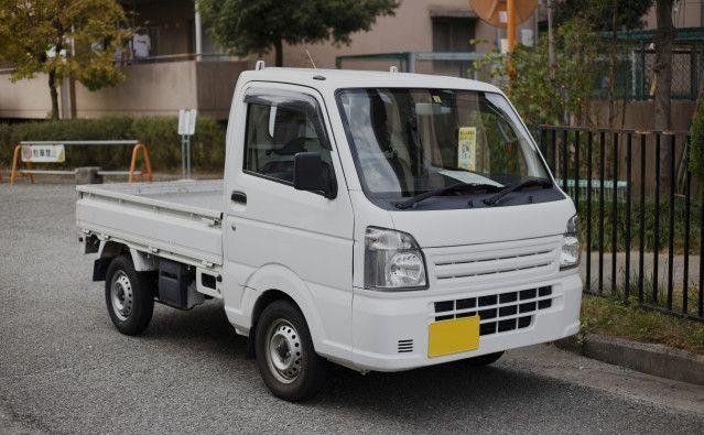 現行型のスズキ・キャリイ(DA16T)