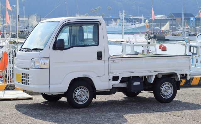 4代目アクティトラック(HA8/9型)